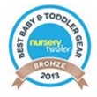 Best Baby & Toddler Gear Award (2013, bronze)
