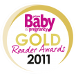 Prima Baby&Pregnancy Award (gold, 2011)