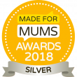 MadeForMums Award (2018, silver)