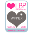 LBP Award (2016, platinum)
