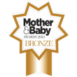 Mother&Baby Award (2015, bronze)