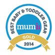 Best Baby & Toddler Gear Award (2014, gold)
