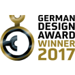 German Design Award 2017 (RECARO Citylife)