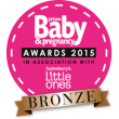 Prima Baby Reader Award (2015, bronze)