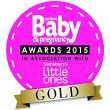 Prima Baby Reader Award (2015, gold)