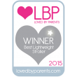 Loved By Parents Award 2015 (RECARO Easylife)