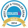 Best Baby & Toddler Gear Award 2014 (Gold)