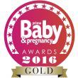Prima Baby & Preagnancy Award 2016 (Gold - RECARO Citylife)