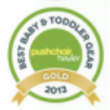 Best Baby & Toddler Gear Award (2013, gold)