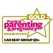Practical Parenting &Pregnancy Award (2011/2012, gold)
