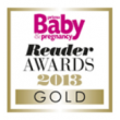 Prima Baby Reader Award (2013, gold)