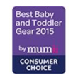 Best Baby & Toddler Gear (2015, consumer choice)