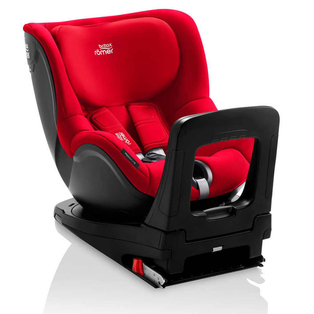 britax romer dualfix m i size fire red. Black Bedroom Furniture Sets. Home Design Ideas