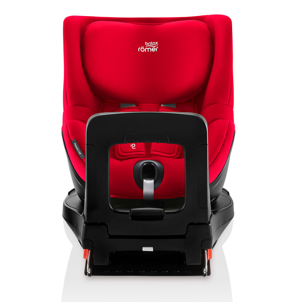 britax romer dualfix i size fire red. Black Bedroom Furniture Sets. Home Design Ideas