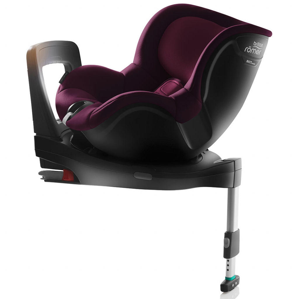 britax romer dualfix i size burgundy red. Black Bedroom Furniture Sets. Home Design Ideas