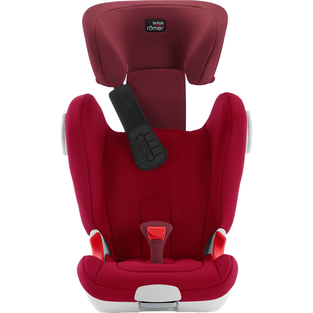 britax romer kidfix ii xp sict flame red. Black Bedroom Furniture Sets. Home Design Ideas