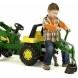 Экскаватор Rolly Toys rollyJunior NH Construction