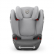 Автокресло Cybex Solution S-fix (Urban Black black PU1)