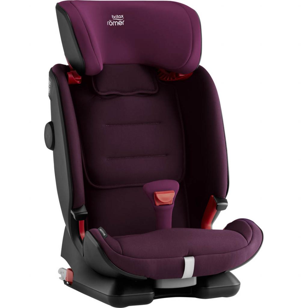 britax romer advansafix iv r burgundy red. Black Bedroom Furniture Sets. Home Design Ideas