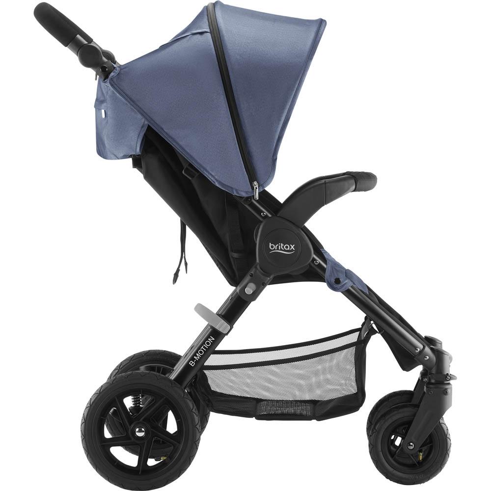 Прогулочная коляска Britax B-Motion 4 (Blue Denim)