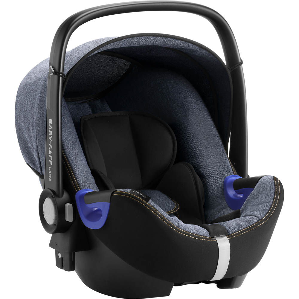 britax romer baby safe i size blue marble. Black Bedroom Furniture Sets. Home Design Ideas