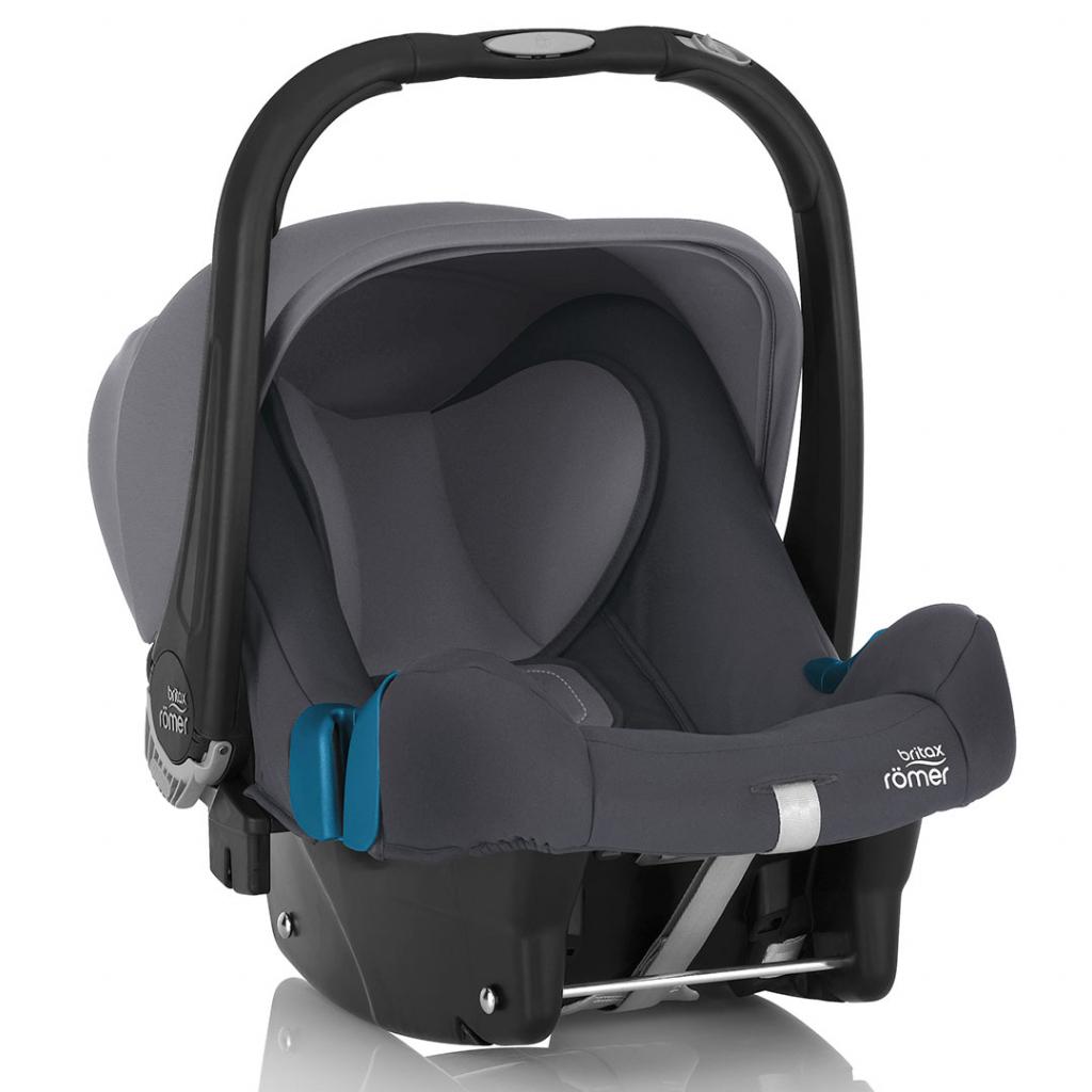 britax romer baby safe plus shr ii storm grey. Black Bedroom Furniture Sets. Home Design Ideas