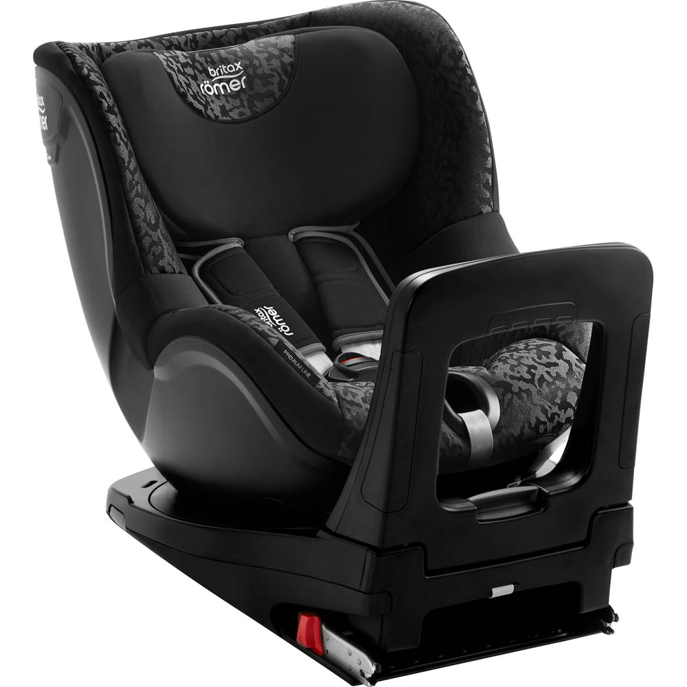 britax romer dualfix i size mystic black. Black Bedroom Furniture Sets. Home Design Ideas