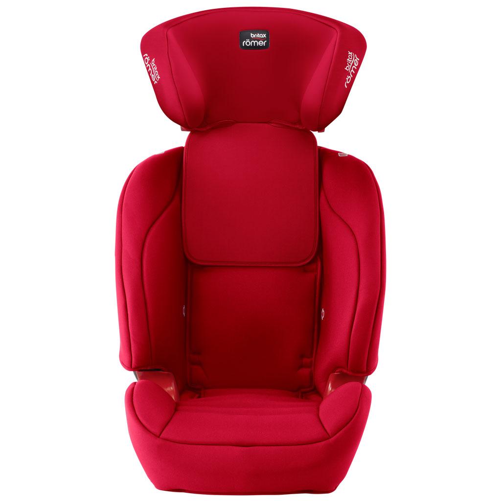 britax romer evolva 123 sl sict fire red. Black Bedroom Furniture Sets. Home Design Ideas