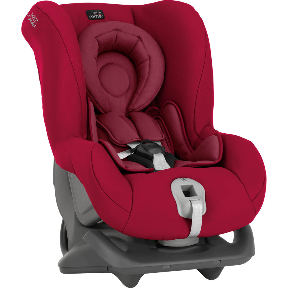 britax romer first class plus flame red. Black Bedroom Furniture Sets. Home Design Ideas