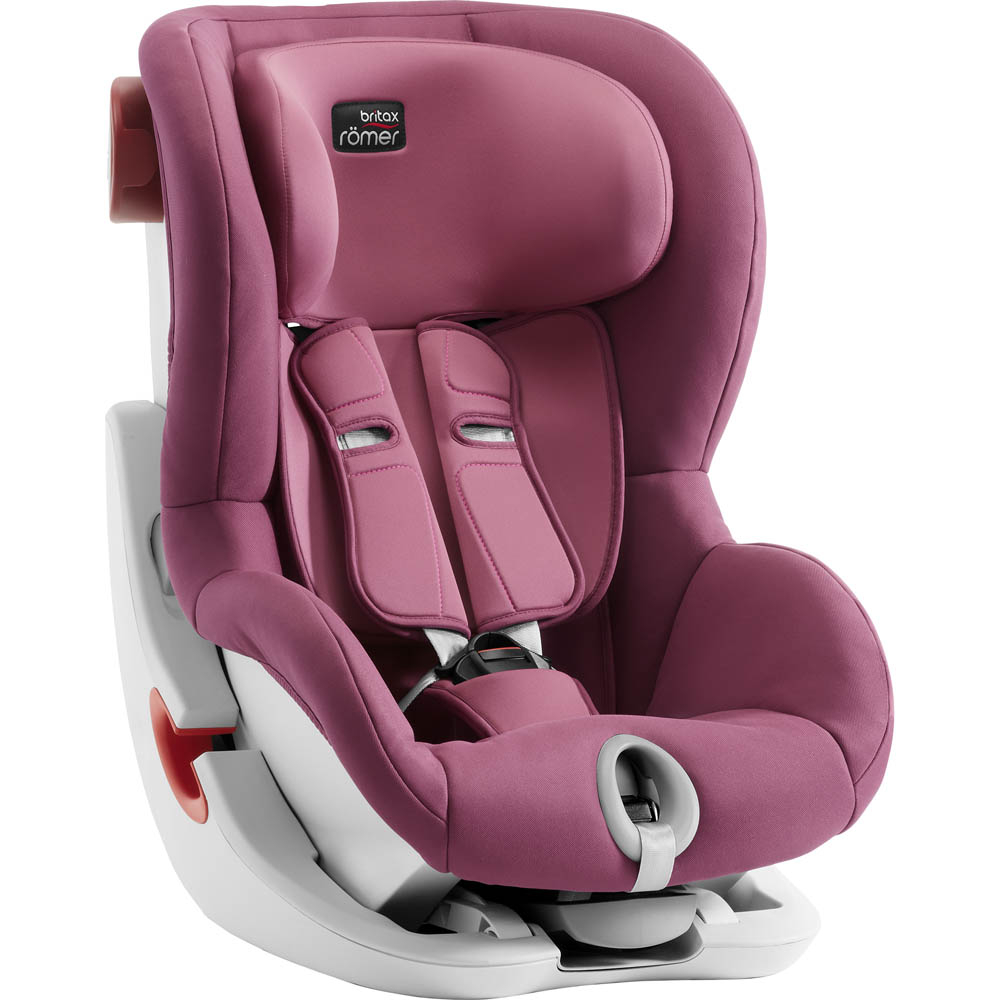 britax romer king ii wine rose. Black Bedroom Furniture Sets. Home Design Ideas
