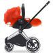 Автокресло CYBEX Cloud Q (Autumn Gold-burnt red)