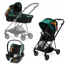 Коляска Cybex Mios Birds of Paradise (3 в 1)