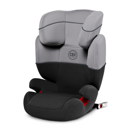 Автокресло CYBEX Free-fix CBXC (Gray Rabbit-dark grey)