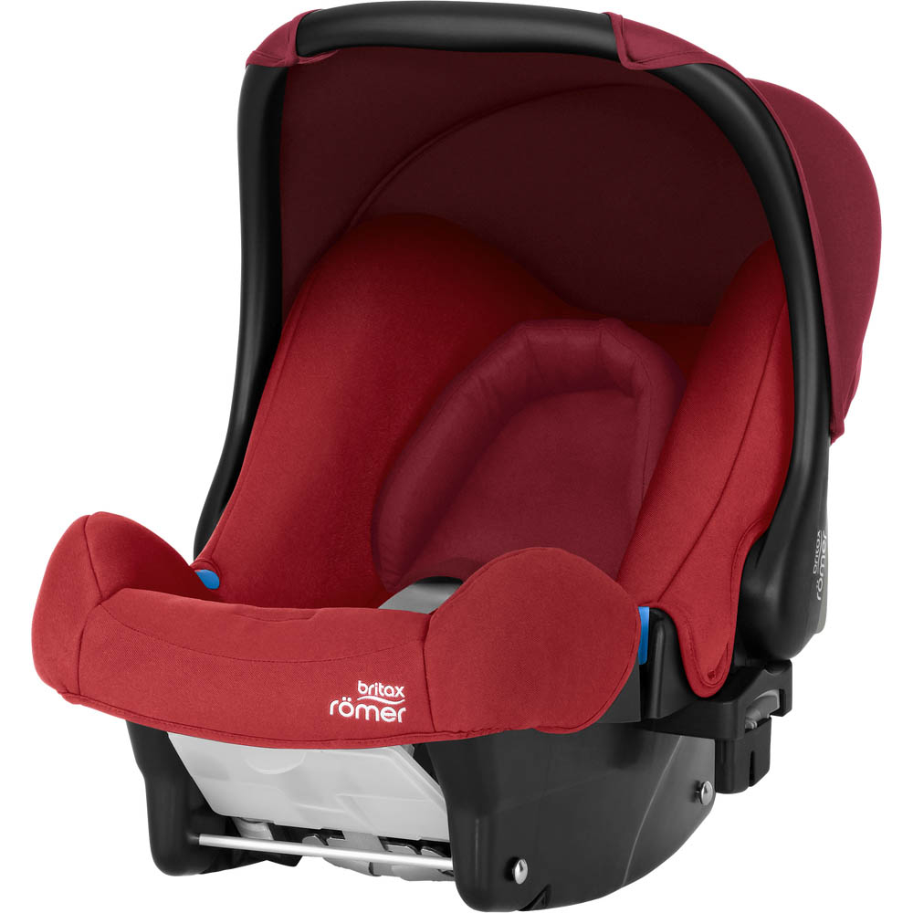 britax romer baby safe flame red. Black Bedroom Furniture Sets. Home Design Ideas