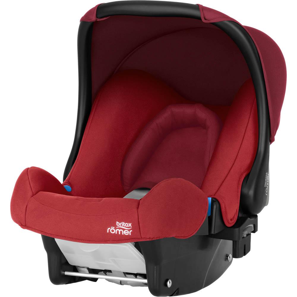 britax romer baby safe flame red. Black Bedroom Furniture Sets. Home Design Ideas