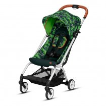 Прогулочная коляска Cybex Eezy S Values For Life (Respect-green)