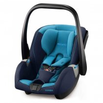 Автокресло RECARO Guardia Power Berry + База IsoFix