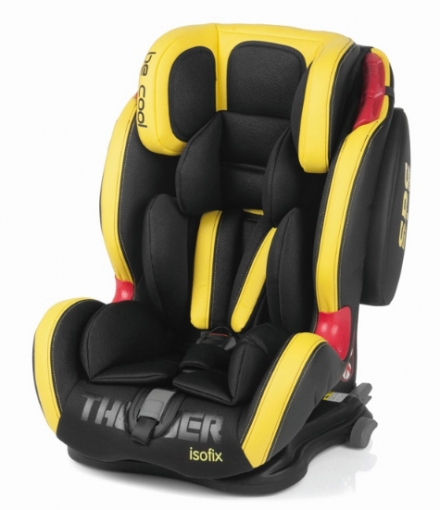 Автокресло Be Cool Thunder IsoFix - avtokrisla.com