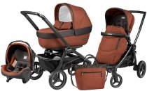 Коляска Peg Perego Elite Terracotta  (3 в 1)