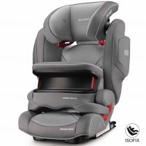 Автокресло RECARO Monza Nova IS (Aluminium Grey)