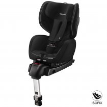 Автокресло RECARO Optiafix (Performance Black)
