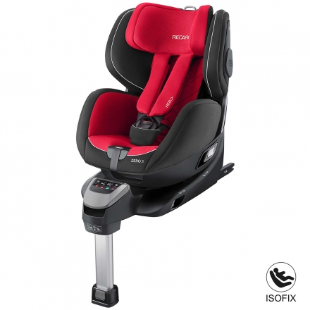 Автокресло RECARO Zero.1 (Racing Red)