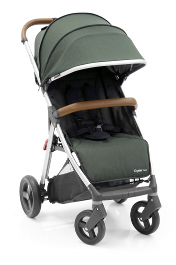 Прогулочная коляска BabyStyle Oyster Zero (Olive Green)