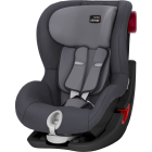 Автокресло BRITAX-ROMER KING II BLACK SERIES (Storm Grey)
