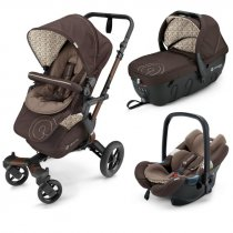 Универсальна коляска 3 в 1 Concord Neo Travel Set (Toffee Brown)