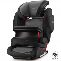 Автокресло RECARO Monza Nova IS (Carbon Black)