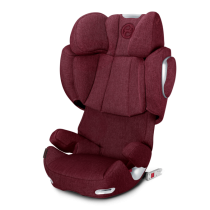 Автокрeсло Cybex Solution Q3-fix Plus (Infra Red-red)