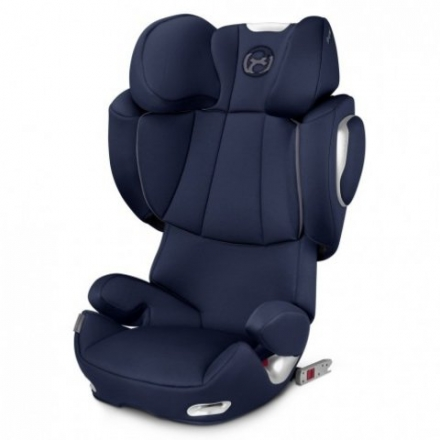 Автокрeсло Cybex Solution Q3-fix Plus (Midnight Blue-navy blue)