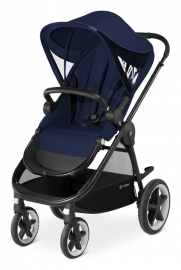 Прогулочная коляска Cybex Balios M (Midnight Blue-navy blue)