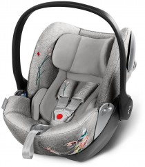Автокресло CYBEX Cloud Q (Koi Mid Grey)